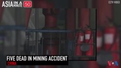 Gas Outburst in China Kills Five