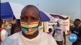 Mfuca Muzemba lança tenda da esperança para recolha de assinaturas para projecto político