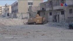 El-Bab'ta Kontrol Tamamen Sağlandı Gibi