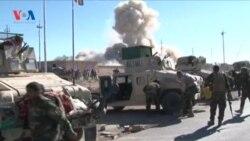 سۆپای عێراق پاڵاوگهی بێجی له چهکدارانی داعش رزگار دهکات