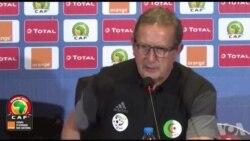 CAN 2017 : le sélectionneur de l'Algérie démissionne