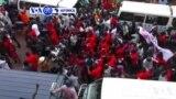 VOA60 Afrika: 'Yan Sanda Sun Harba Barkonon Tsohuwa Akan Wasu Masu Zanga-zanga A Kampala