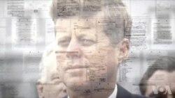 Achiv Etazini Pibliye Dokiman sou Rapò Asasinay Prezidan John F. Kennedy