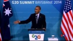2014-11-16 美國之音視頻新聞: 奧巴馬稱將透過總統行政令實施全面移民改革