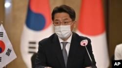 노규덕 한국 외교부 한반도평화교섭본부장