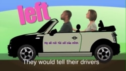 Thành ngữ tiếng Anh thông dụng: Back-seat Driver (VOA)