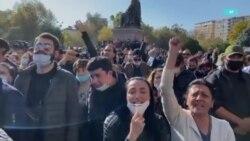 Протесты в Ереване и договоренности по Карабаху