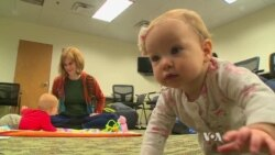 Support Group Lets New Moms Share Concerns