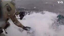 ԱՄՆ-ի առափնյա պահակախումբը թմրանյութեր տեղափոխող սուզանավ է հայտնաբերել