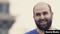 محمد مساعد، روزنامهنگار ایرانی
