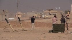 Civilians Wounded as IS Militants Fire Mortars into Mosul Neighborhoods