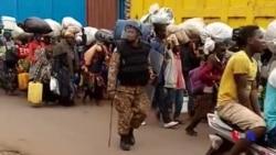 Des réfugiés burundais quittent la RDC pour le Rwanda (vidéo)