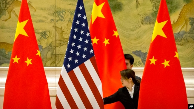美中贸易协定进入最后细节,中方称不受干扰意在达成?