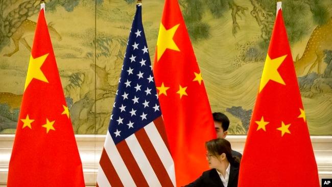 报道:美中已在原则上就第一阶段贸易协议达成一致