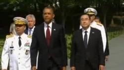 SAD: Obilježena 60. godišnjica kraja Korejskog rata