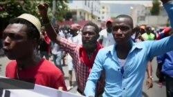 Mandamano yafanyika Haiti