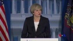 美國總統與英國首相將在白宮會晤
