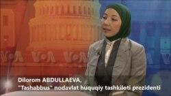 """""""Tashabbus"""" rahbari: Muhojir o'z huquqlarini bilishi kerak"""