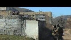 2014-03-04 美國之音視頻新聞: 目擊克里米亞:俄軍,緊張,開戰前的平靜?