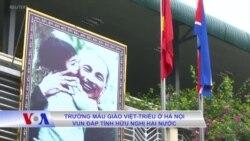 Trường mẫu giáo Việt-Triều ở Hà Nội vun đắp tình hữu nghị hai nước