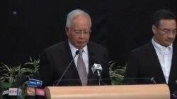 گزارش نخست وزیر مالزی از سقوط هواپیما