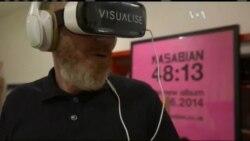 """Шоломи віртуальної реальності можуть """"вистрілити"""" у 2016-му. Відео"""