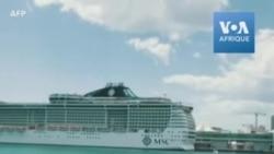 Coronavirus: Miami est déserte, ses plages et ses parcs fermés
