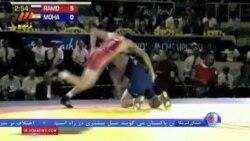 کشتی آزاد ایران نایب قهرمان جهان