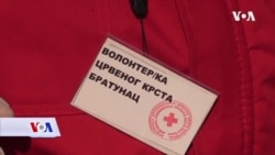 Heroji rata protiv virusa: Volonteri crvenog krsta