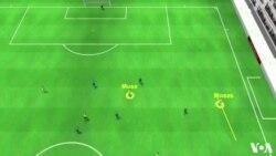 Goli la Musa wa Nigeria dhidi ya Iceland