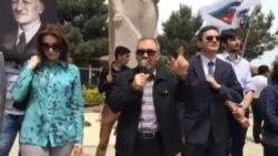 Azərbaycan müxalifəti 28 may -Respublika gününü qeyd edib