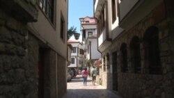 Архитектура во Охрид
