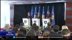 Mogherini, Avramopoulus vizitojnë Kosovën