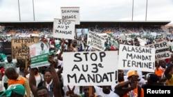 """""""Il y a un glissement communautaire"""" dans certaines localités ivoiriennes"""