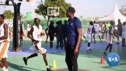 Luol Deng Wahoze Akinira NBA Arereka Urubyiruko Inzira