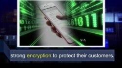 Học từ vựng qua bản tin ngắn: Encryption (VOA)