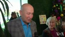 洛杉矶的编织奇迹:退休老人为生病的孩子编织礼物