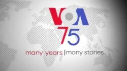 VOA@75: Umqondisi weVoice of America uAmanda Bennett