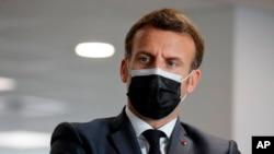 Francuski predsjednik Emmanuel Macron.