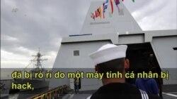 Hải quân Mỹ để lộ thông tin cá nhân hàng trăm ngàn thủy thủ