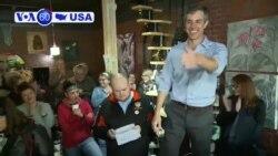 Manchetes Americanas 14 de Março: Beto O'Rourke na corrida à Casa Branca