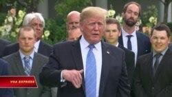 Trump dọa áp thêm thuế nếu Tập không chịu gặp ở G-20
