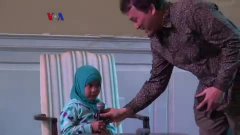 Hasil gambar untuk Program Menghafal Quran Diaspora Indonesia di Ibukota AS