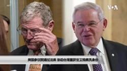 美国参议院通过法案 协助台湾重获世卫观察员身份