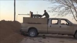 战地报道:叙利亚边镇争夺战