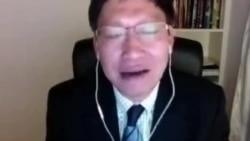 视频片断:港大管轶教授就中国禽流感问题接受VOA采访