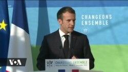 Rais wa Ufaransa Emmanuel Macron asema anatambua kilio cha wananchi