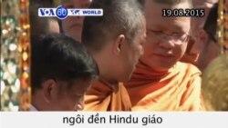 Thái Lan tiếp tục tìm kiếm những nghi phạm trong vụ đánh bom Bangkok (VOA60)