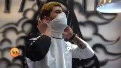 کرونا وائرس سے بچاؤ کے لیے ماسک والی شرٹیں