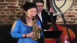 Саксофонистка Грейс Келли о трансформации из гениального ребенка во взрослого исполнителя